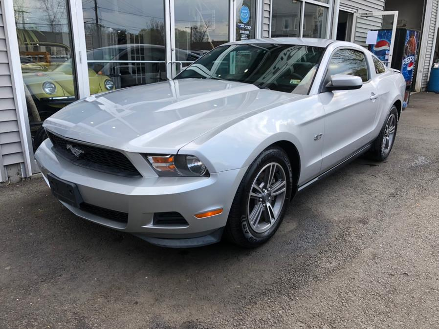 Used Ford Mustang 2dr Cpe V6 2012 | Chris's Auto Clinic. Plainville, Connecticut