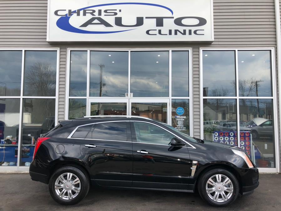 Used 2012 Cadillac SRX in Plainville, Connecticut | Chris's Auto Clinic. Plainville, Connecticut