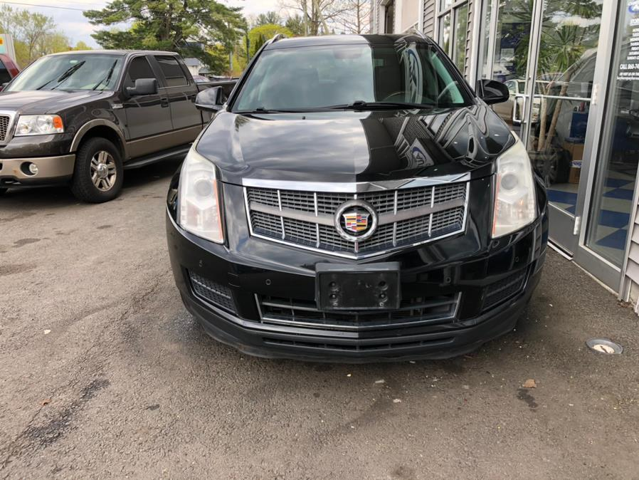 Used Cadillac SRX AWD 4dr Luxury Collection 2012 | Chris's Auto Clinic. Plainville, Connecticut