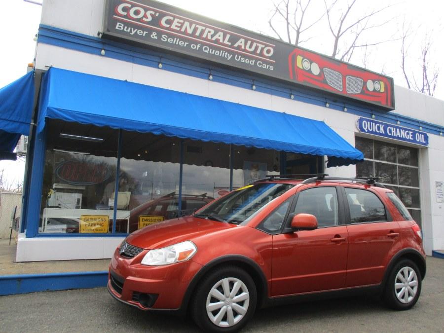 Used 2011 Suzuki SX4 in Meriden, Connecticut | Cos Central Auto. Meriden, Connecticut