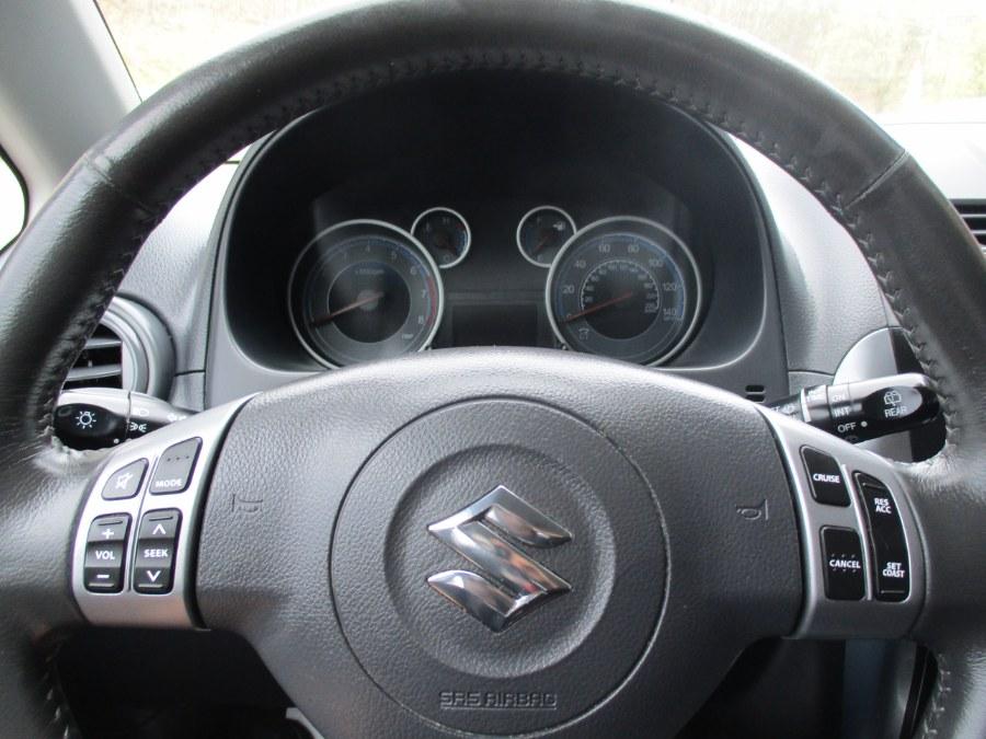 Used Suzuki SX4 AWD 2011 | Cos Central Auto. Meriden, Connecticut
