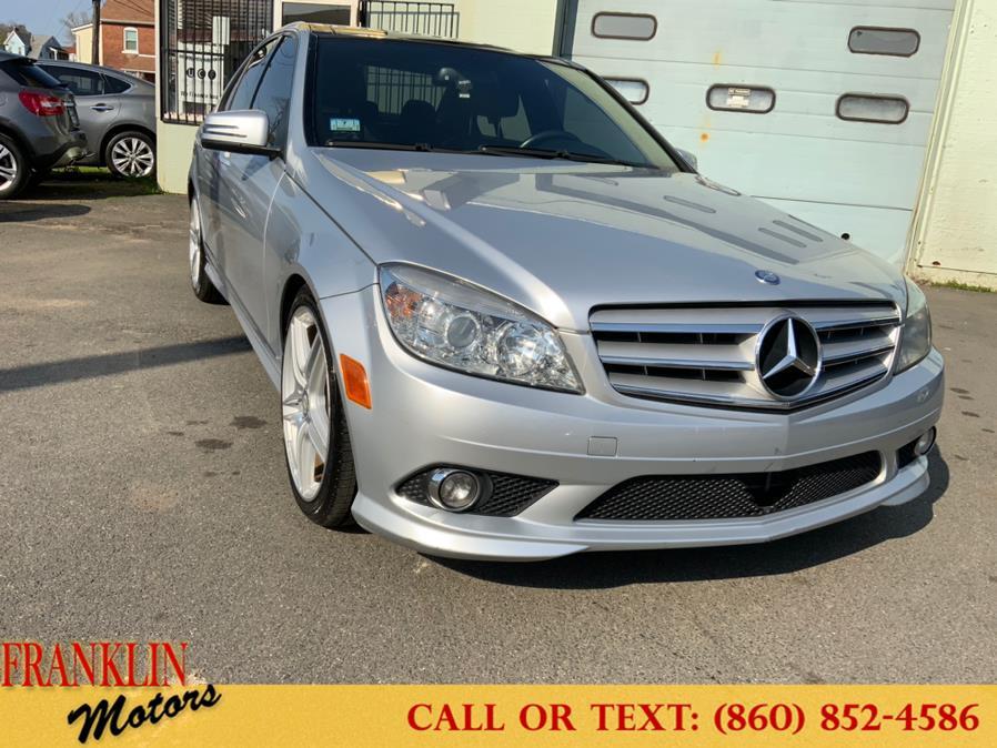 Used 2010 Mercedes-Benz C-Class in Hartford, Connecticut | Franklin Motors Auto Sales LLC. Hartford, Connecticut
