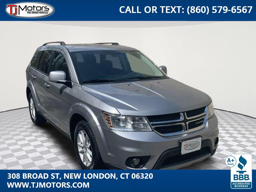 Used 2017 Dodge Journey in New London, Connecticut | TJ Motors. New London, Connecticut