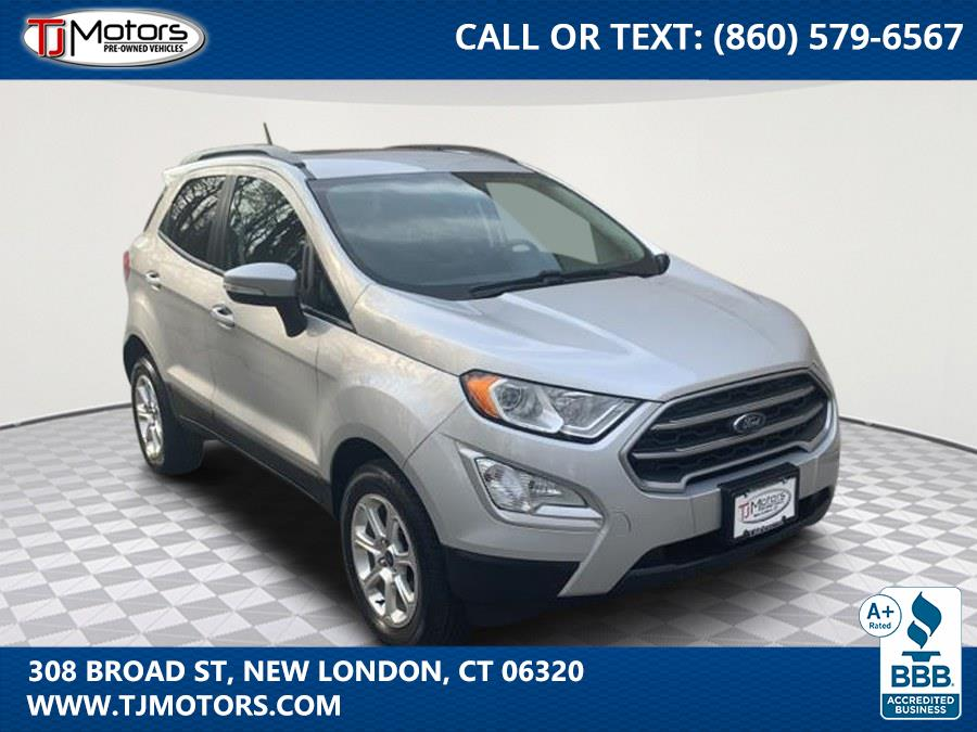 Used 2018 Ford EcoSport in New London, Connecticut | TJ Motors. New London, Connecticut