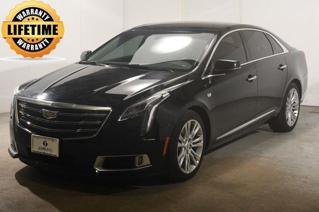 2018 Cadillac XTS Luxury photo