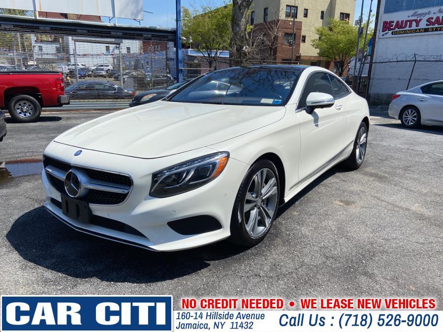Used 2016 Mercedes-Benz S-Class in Jamaica, New York | Car Citi. Jamaica, New York