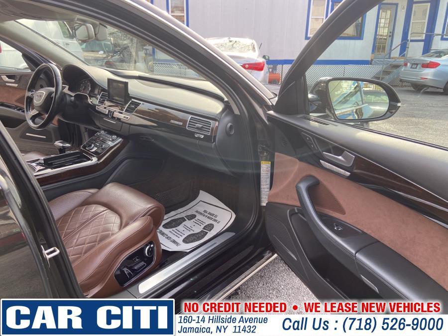 Used Audi A8 L 4dr Sdn 4.0T 2015 | Car Citi. Jamaica, New York