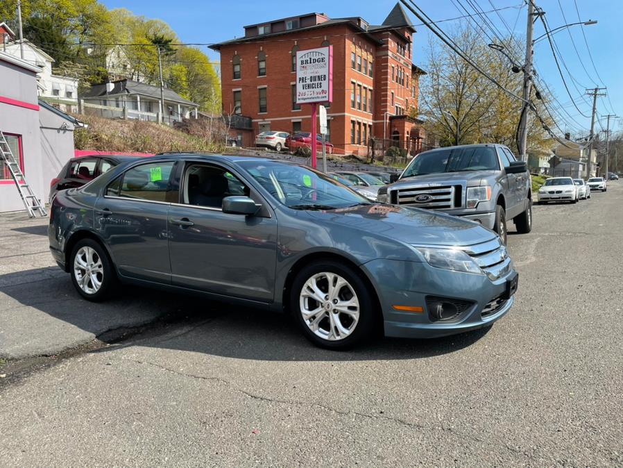 Used 2012 Ford Fusion in Derby, Connecticut | Bridge Motors LLC. Derby, Connecticut