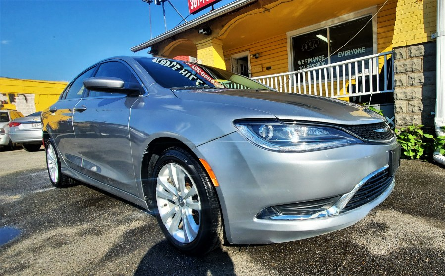 Used 2015 Chrysler 200 in Temple Hills, Maryland | Temple Hills Used Car. Temple Hills, Maryland