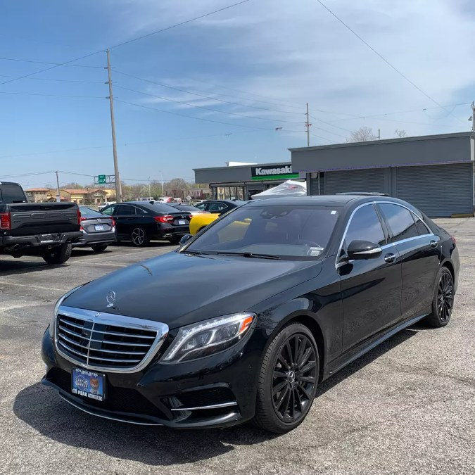 Used Mercedes-Benz S-Class 4dr Sdn S550 4MATIC 2015 | Peak Automotive Inc.. Bayshore, New York
