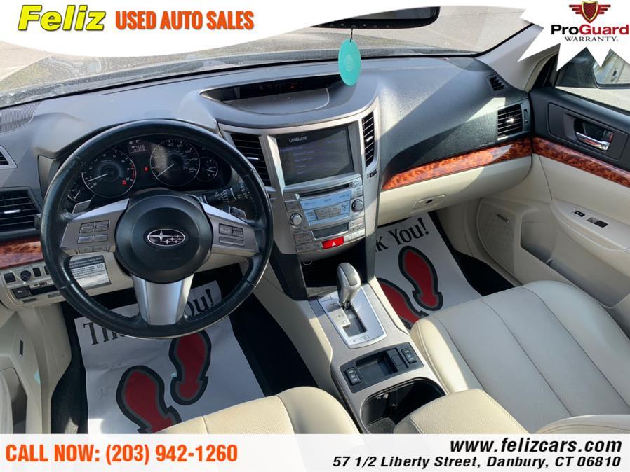 Used Subaru Outback 4dr Wgn H6 Auto 3.6R Ltd Pwr Moon/Navigation 2010 | Feliz Used Auto Sales. Danbury, Connecticut