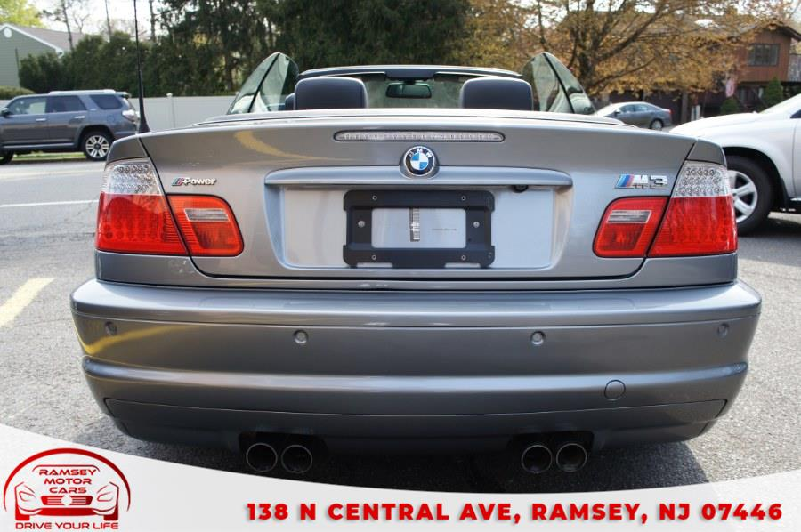 Used BMW 3 Series M3 2dr Convertible 2006   Ramsey Motor Cars Inc. Ramsey, New Jersey