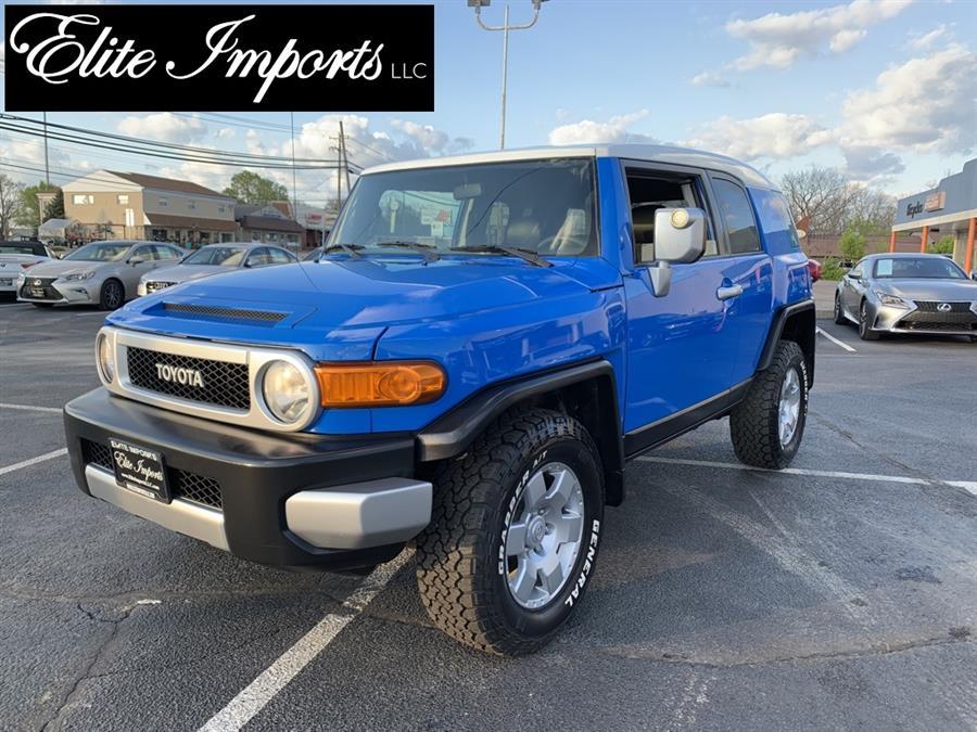 Used Toyota Fj Cruiser Base 2007 | Elite Imports LLC. West Chester, Ohio
