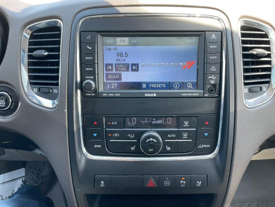 2011 Dodge Durango AWD 4dr Crew, available for sale in Brooklyn, NY