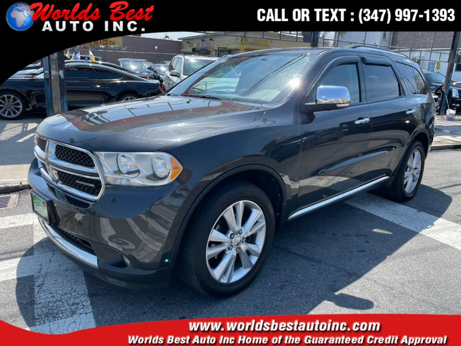 Used 2011 Dodge Durango in Brooklyn, New York