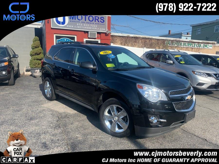 Used 2012 Chevrolet Equinox in Beverly, Massachusetts | CJ Motors Inc. Beverly, Massachusetts