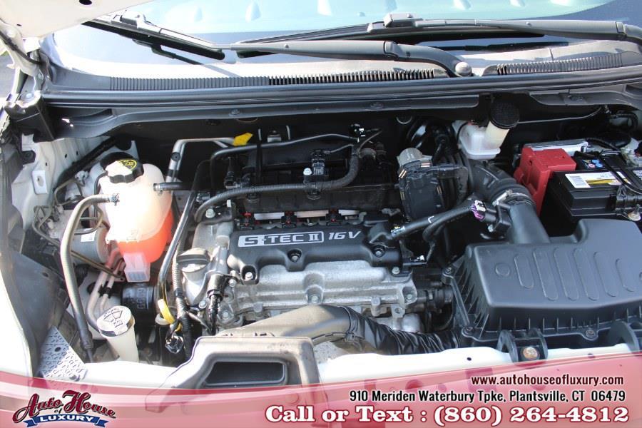 Used Chevrolet Spark 5dr HB CVT LT w/1LT 2014 | Auto House of Luxury. Plantsville, Connecticut
