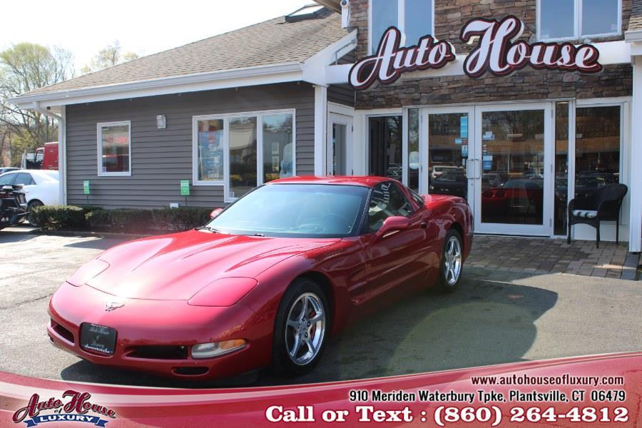 Used 2004 Chevrolet Corvette in Plantsville, Connecticut | Auto House of Luxury. Plantsville, Connecticut