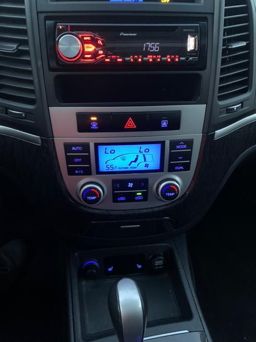 Used Hyundai Santa Fe LIMITED 2008 | Central Auto Sales & Service. New Britain, Connecticut