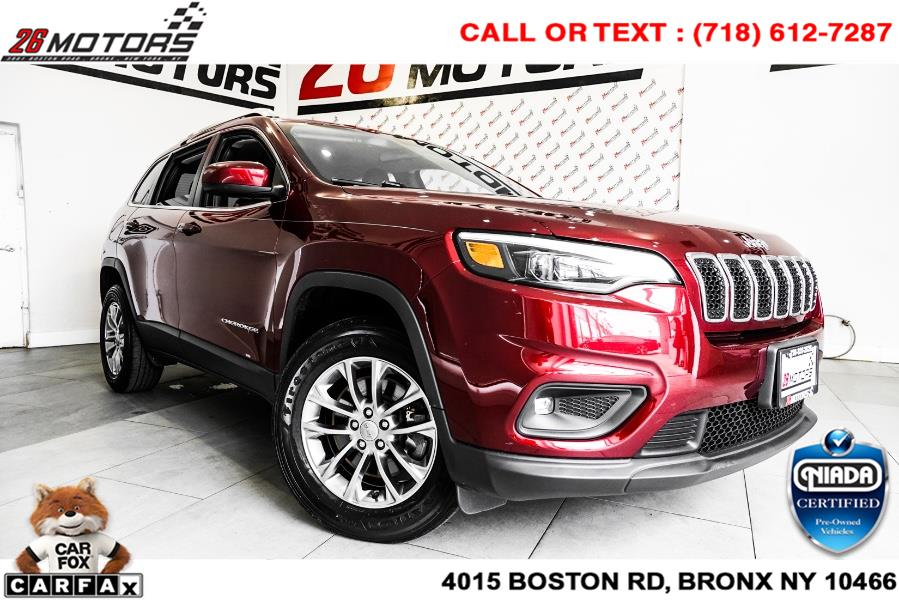 Used Jeep Cherokee Latitude Plus 4x4 2019 | 26 Motors Corp. Bronx, New York