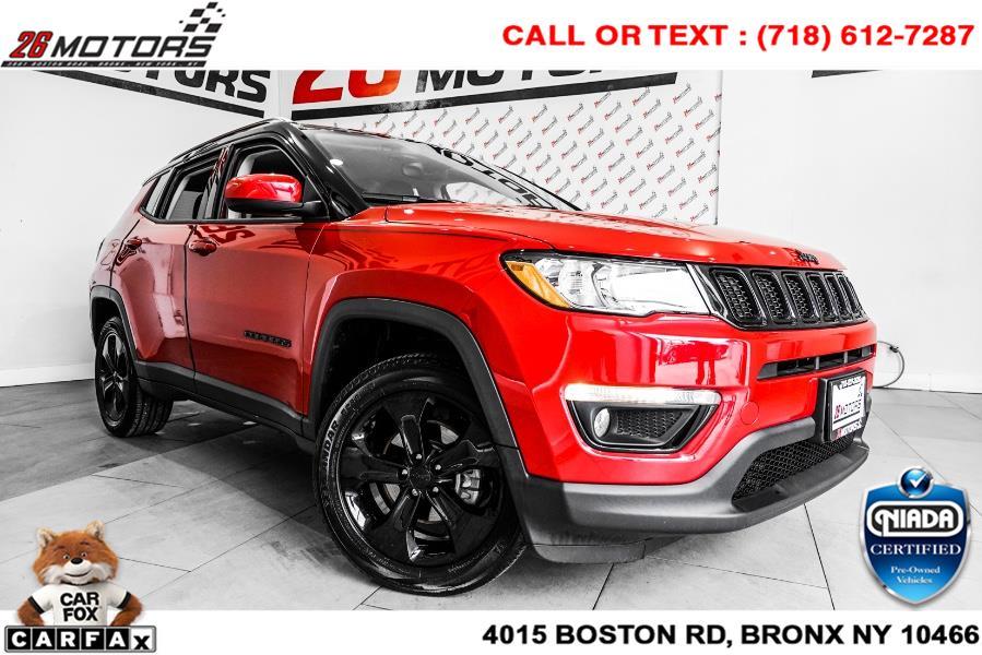 Used Jeep Compass Latitude 4x4 2018 | 26 Motors Corp. Bronx, New York