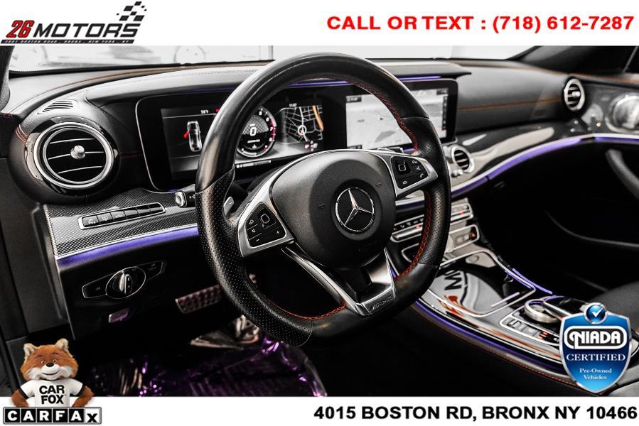 Used 2017 Mercedes-Benz E-Class in Woodside, New York | 52Motors Corp. Woodside, New York