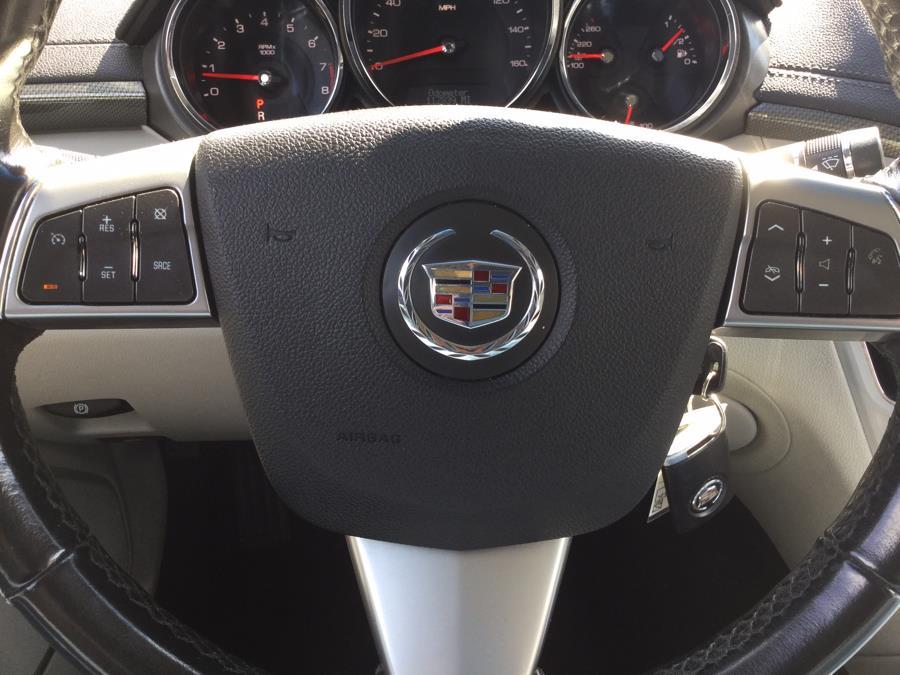 Used Cadillac CTS Sedan 4dr Sdn 3.0L RWD 2010   L&S Automotive LLC. Plantsville, Connecticut