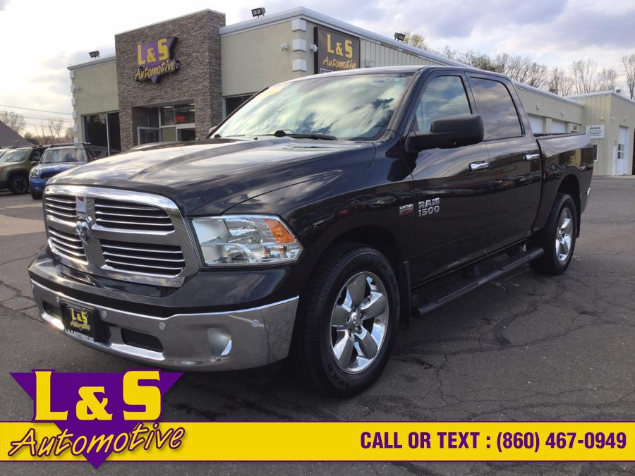 "Used Ram 1500 4WD Crew Cab 140.5"" Big Horn 2016 
