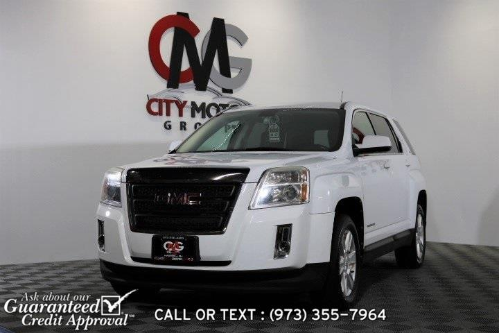 Used 2011 GMC Terrain in Haskell, New Jersey | City Motor Group Inc.. Haskell, New Jersey