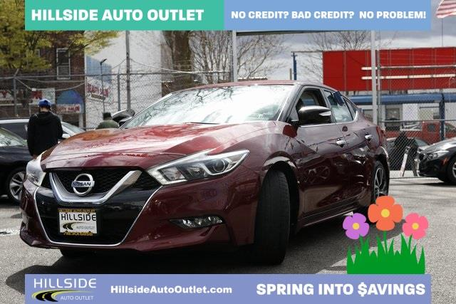 Used Nissan Maxima 3.5 SV 2017 | Hillside Auto Outlet. Jamaica, New York