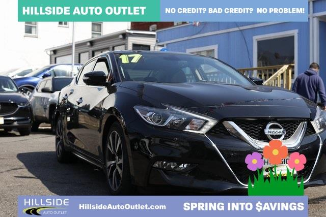 Used Nissan Maxima Platinum 2017   Hillside Auto Outlet. Jamaica, New York