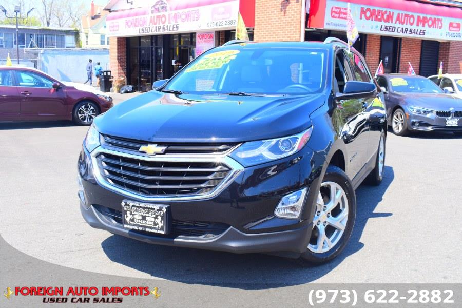 Used Chevrolet Equinox AWD 4dr LT w/2LT 2019 | Foreign Auto Imports. Irvington, New Jersey