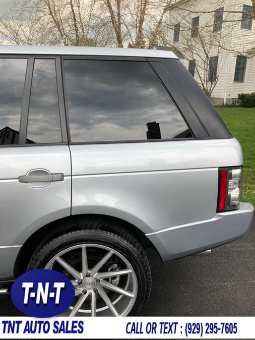 Used Land Rover Range Rover 4WD 4dr SC 2007   TNT Auto Sales USA inc. Bronx, New York
