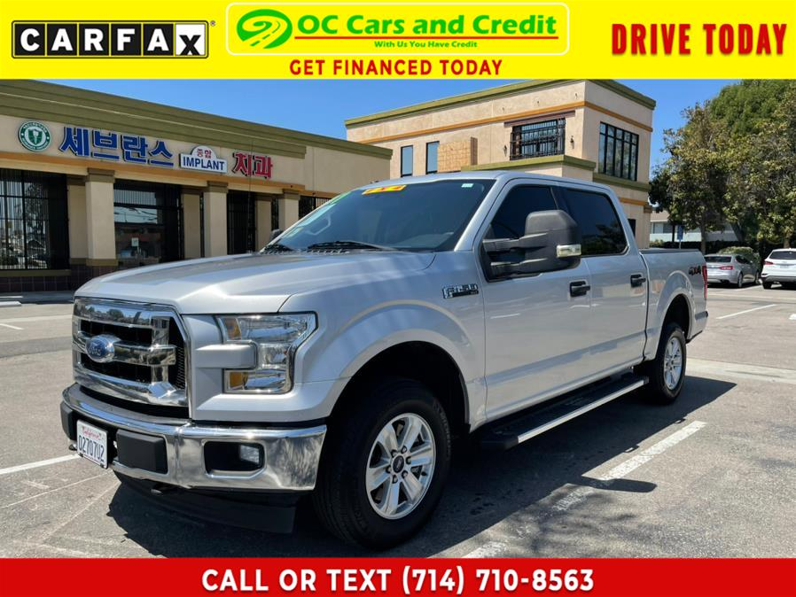 Used 2017 Ford F150 Xlt in Garden Grove, California | OC Cars and Credit. Garden Grove, California