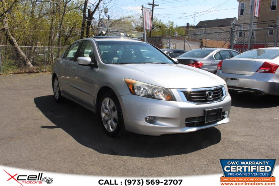 Used 2010 Honda Accord EX-L w/Navi in Paterson, New Jersey | Xcell Motors LLC. Paterson, New Jersey