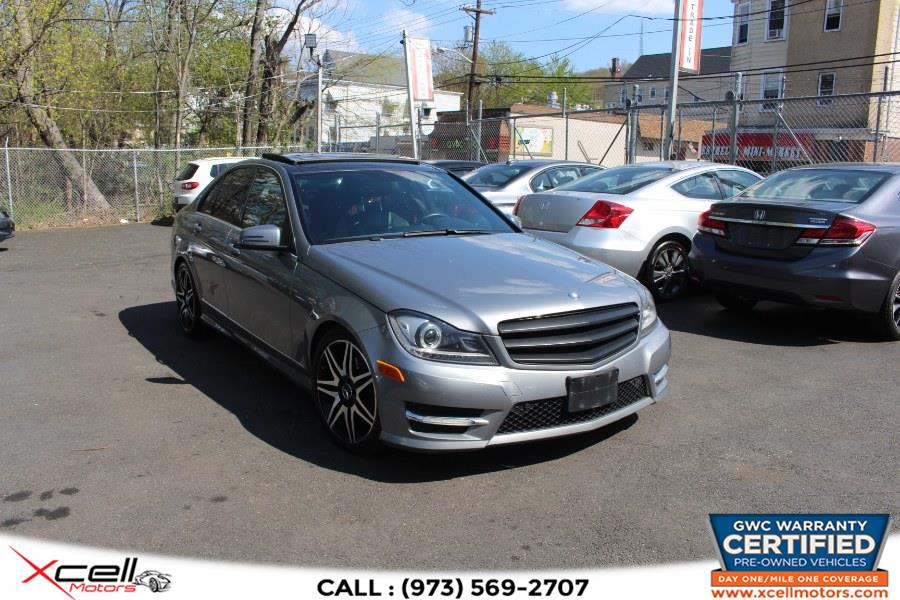 Used 2013 Mercedes-Benz C-Class 4MATIC in Paterson, New Jersey | Xcell Motors LLC. Paterson, New Jersey