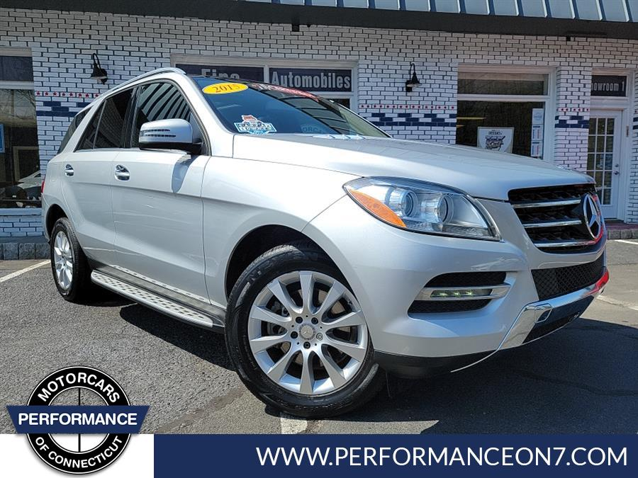 Used 2015 Mercedes-Benz M-Class in Wilton, Connecticut | Performance Motor Cars. Wilton, Connecticut