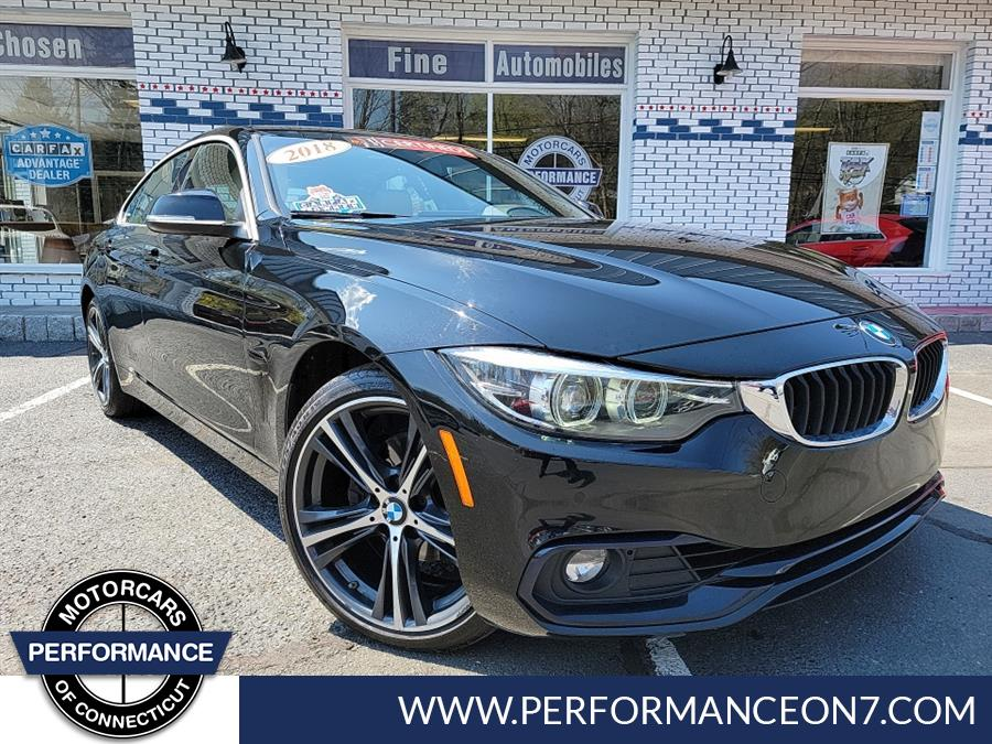 Used 2018 BMW 4 Series in Wilton, Connecticut | Performance Motor Cars. Wilton, Connecticut
