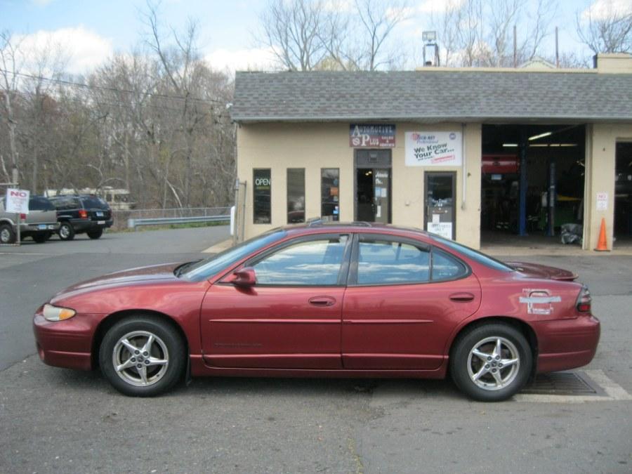 Used Pontiac Grand Prix 4dr Sdn GT 2002 | Automotive Plus. Bristol, Connecticut