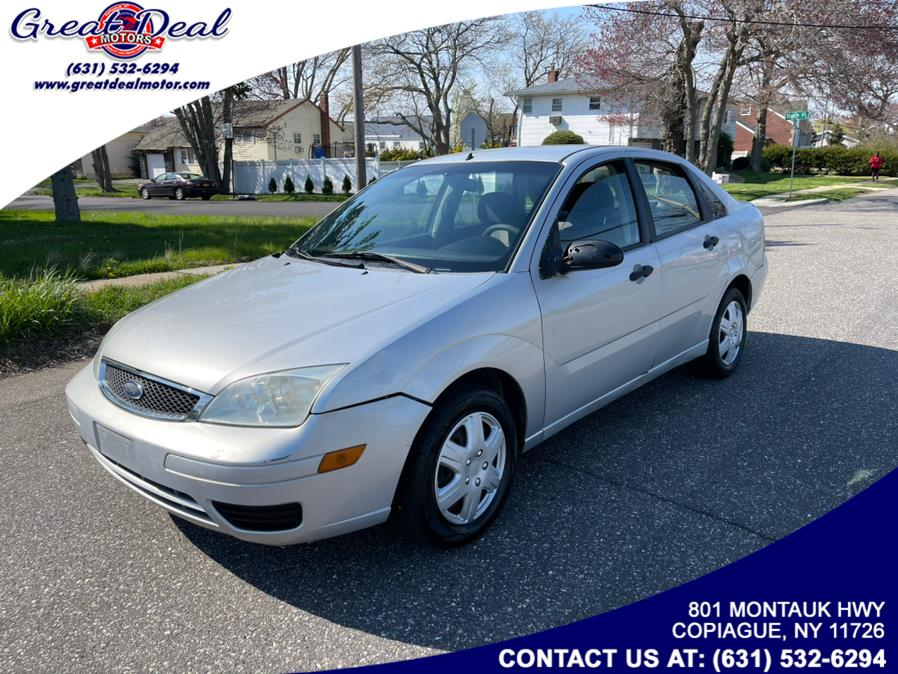 Used 2007 Ford Focus in Copiague, New York | Great Deal Motors. Copiague, New York