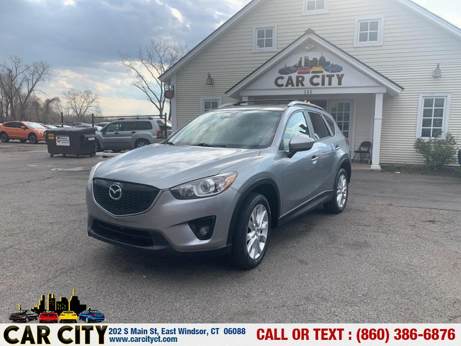 Used Mazda CX-5 AWD 4dr Auto Grand Touring 2014 | Car City LLC. East Windsor, Connecticut