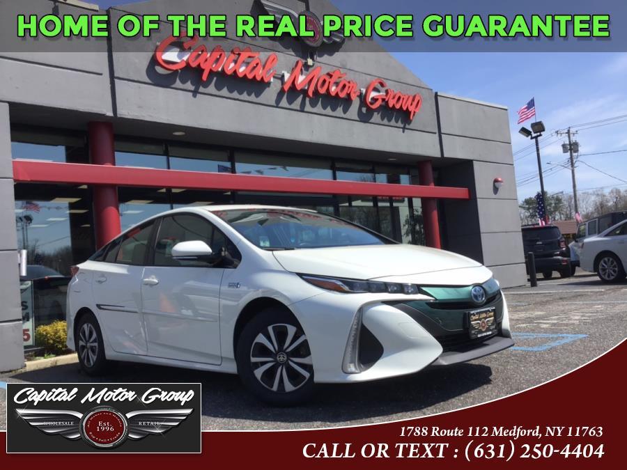 Used 2017 Toyota Prius Prime in Medford, New York | Capital Motor Group Inc. Medford, New York