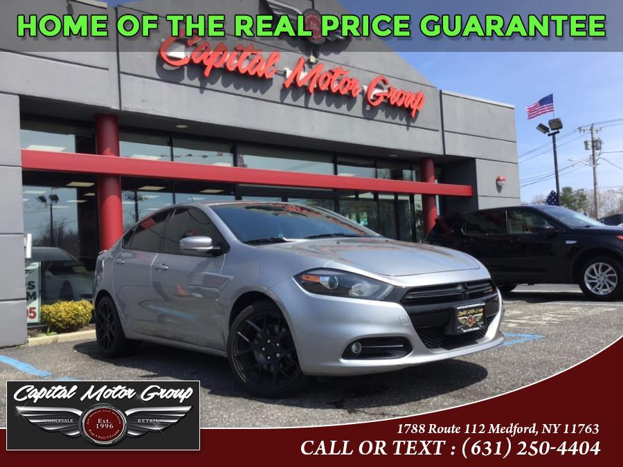 Used Dodge Dart 4dr Sdn GT 2015 | Capital Motor Group Inc. Medford, New York