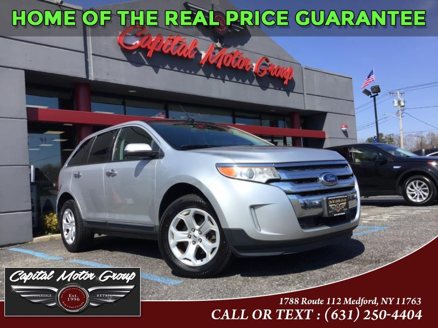 Used Ford Edge 4dr SEL AWD 2011 | Capital Motor Group Inc. Medford, New York