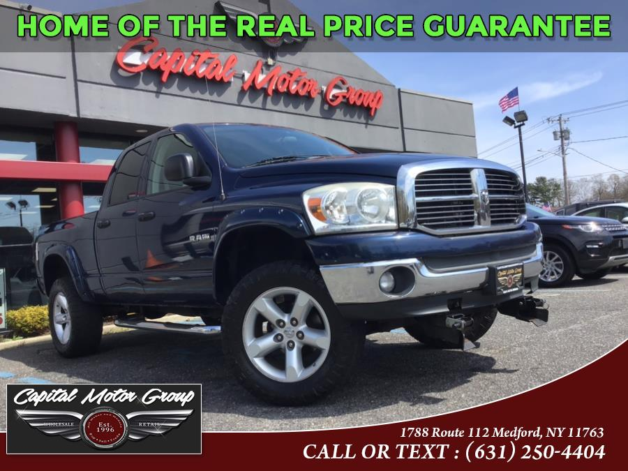 "Used Dodge Ram 1500 4WD Quad Cab 140.5"" ST 2008 