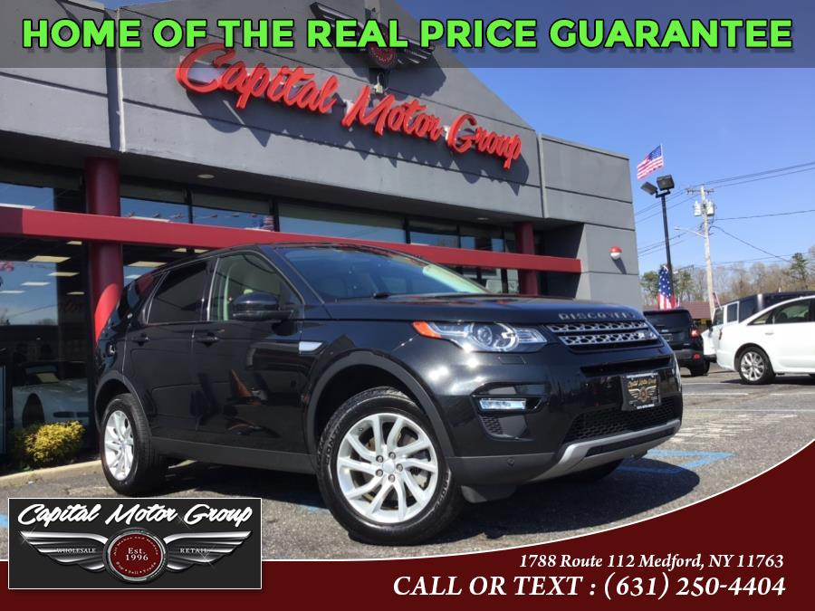 Used Land Rover Discovery Sport AWD 4dr HSE 2016 | Capital Motor Group Inc. Medford, New York