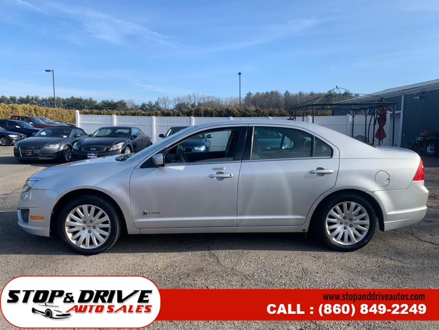 Used Ford Fusion 4dr Sdn Hybrid FWD 2010 | Stop & Drive Auto Sales. East Windsor, Connecticut