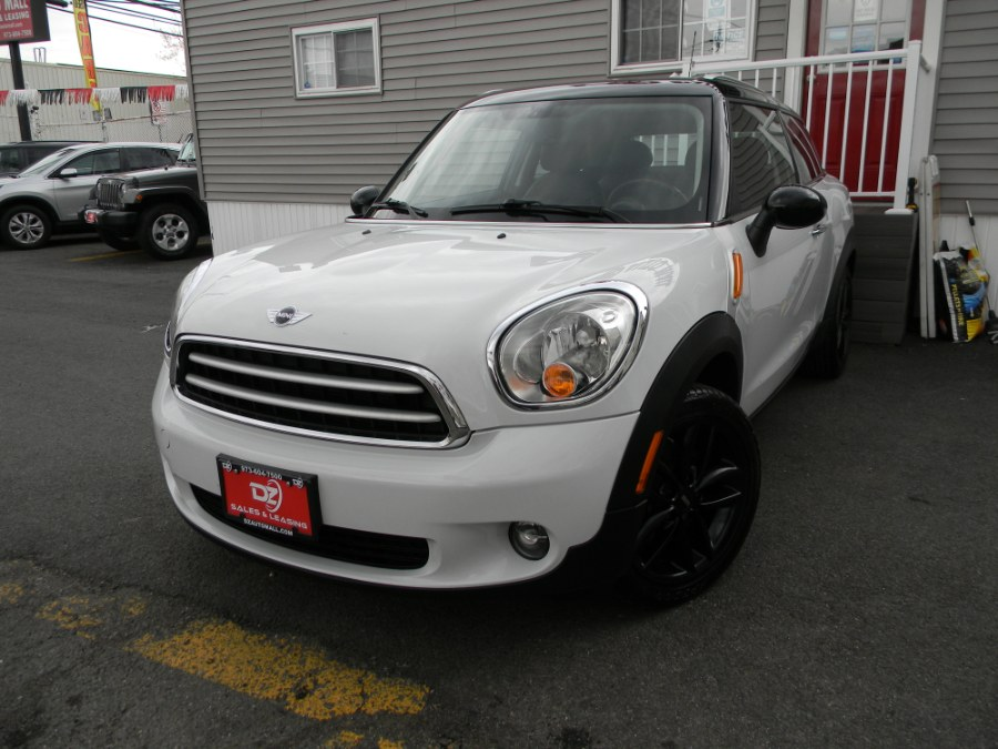 Used MINI Cooper Paceman FWD 2dr 2014 | DZ Automall. Paterson, New Jersey