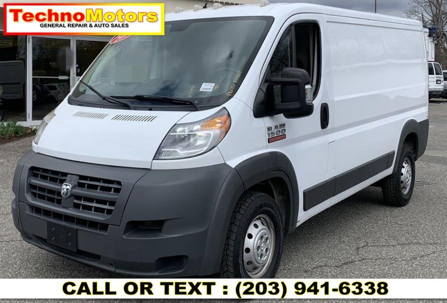 Used 2015 Ram ProMaster Cargo Van in Danbury , Connecticut   Techno Motors . Danbury , Connecticut