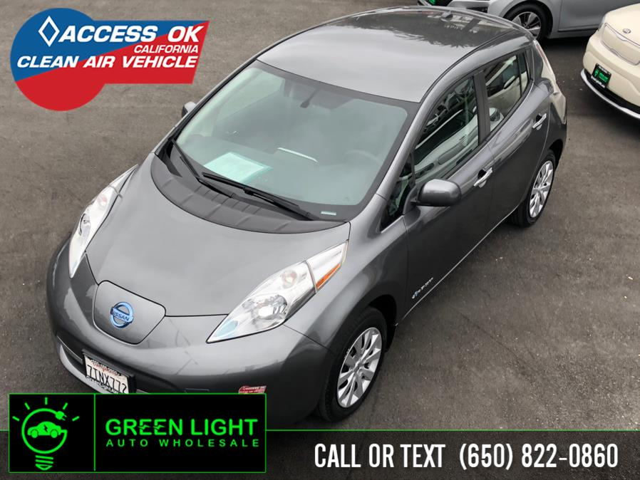 Used 2016 Nissan LEAF in Daly City, California | Green Light Auto Wholesale. Daly City, California